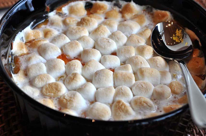 Sweet Potato Souffle Recipes — Dishmaps